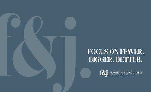 Florence & James Marketing logo